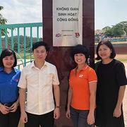 FPT chung tay xây dựng khu sinh hoạt cộng đồng cho người dân xứ Lạng
