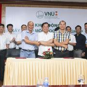 FUNiX dạy khởi nghiệp cho sinh viên ĐH Quốc gia Hà Nội