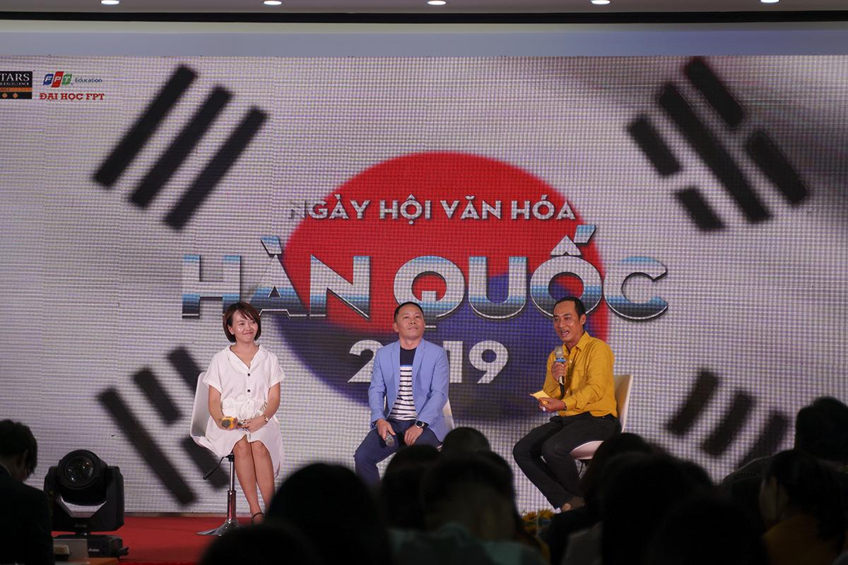 Sự kiện Ngày hội Văn hóa Hàn Quốc được tổ chức nhân dịp ĐH FPT Cần Thơ tiến hành tổ chức buổi ra mắt chương trình đào tạo cử nhân ngành Ngôn ngữ và văn hóa Hàn Quốc. Ngành học này sẽ được tuyển sinh và đạo tạo trong năm 2019. Mở đầu ngày hội là buổi hội thảo về cơ hội việc làm ngành Văn hóa Hàn Quốc.