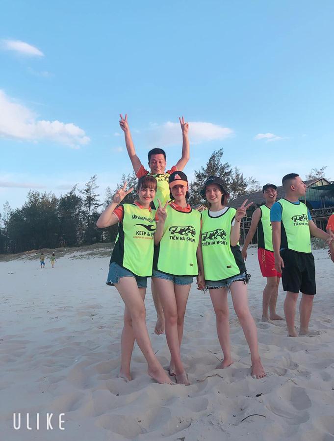 Chi nhánh đã tổ chức đá bóng bãi biển, ăn uống và giao lưu văn nghệ. Hoạt động nhằm gắn kết thành viên và tăng cường mối quan hệ giữa các phòng ban trong chi nhánh.