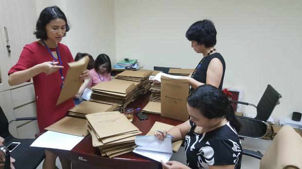 Tiếp nhận hồ sơ Đảng viên bắt đầu từ sáng ngày 22/5.