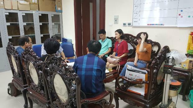 Đảng bộ FPT có buổi làm việc với Đảng bộ Bộ KH & CN.