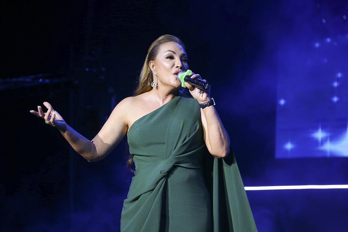 Trước khi công bố kết quả chung cuộc, ca sĩ Thanh Hà đã giao lưu với khán giả nhà F kể về sự nghiệp ca hát của mình và trình diễn hai bản hit của chị là: Sợ yêu và Mong manh tình về.