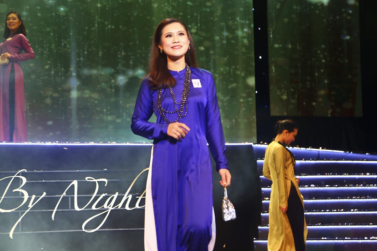 Nhà Giáo dục tiếp tục xuất hiện trên sân khấu với thí sinh Nguyễn Ngọc Như Quỳnh, đang công tác ở ĐH Greenwich (Việt Nam).