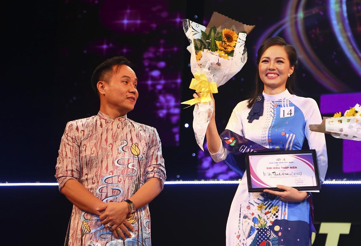 Đặc biệt, thí sinh Lê Thị Thanh Đoan đã được nhà thiết kế Việt Hùng chọn vô thẳng top 40 chung kết Cuộc thi Đại sứ Áo dài 2019 diễn ra vào tháng 11 tại Nha Trang.