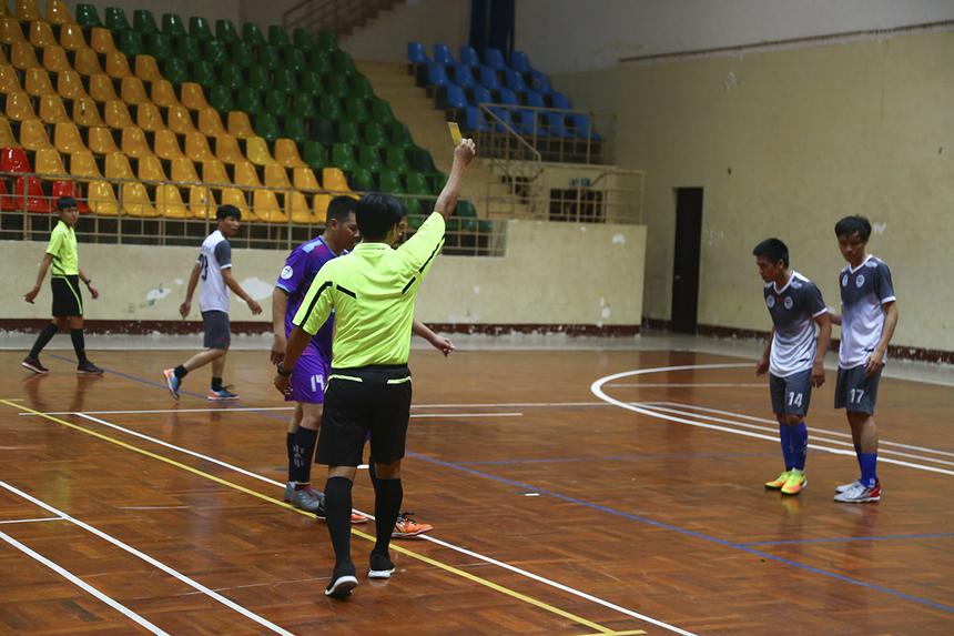 Đây là trận đấu quyết định đến tấm vé đi tiếp nên cả hai đội đều nhập cuộc rất quyết tâm. Với việc tận dụng tốt các cơ hội, Liên quân HO Tân Thuận đã có được 4 bàn thắng do công của: Lê Trung Thanh, Trần Văn Anh Vũ cùng cú đúp của Lê Trung Hậu.