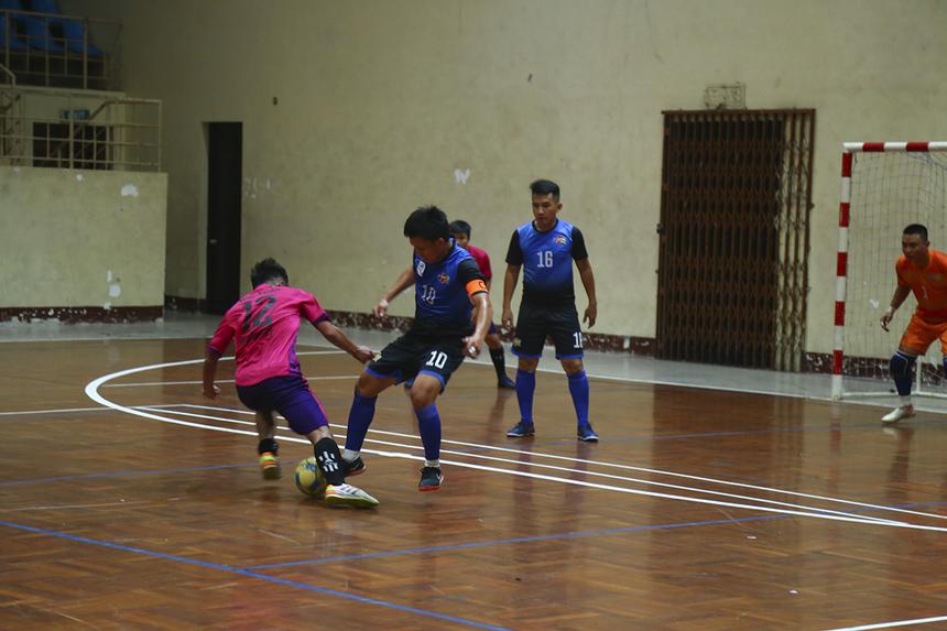 Như chạm vào lòng tự ái, các cầu thủ PayTV thi đấu bùng nổ hơn và tiếp tục có bàn thắng thứ hai để quân bình tỷ số 2-2 chỉ một phút sau bàn thua. Lần này người lập công là cầu thủ số 7 Nguyễn Khắc Huy.