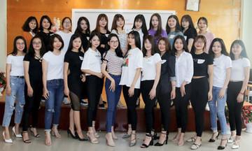 Lộ diện top 13 nữ sinh xuất sắc Miss Poly Hà Nội