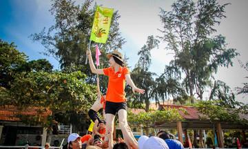 FPT Telecom Gia Lai trẩy hội tại Phan Thiết