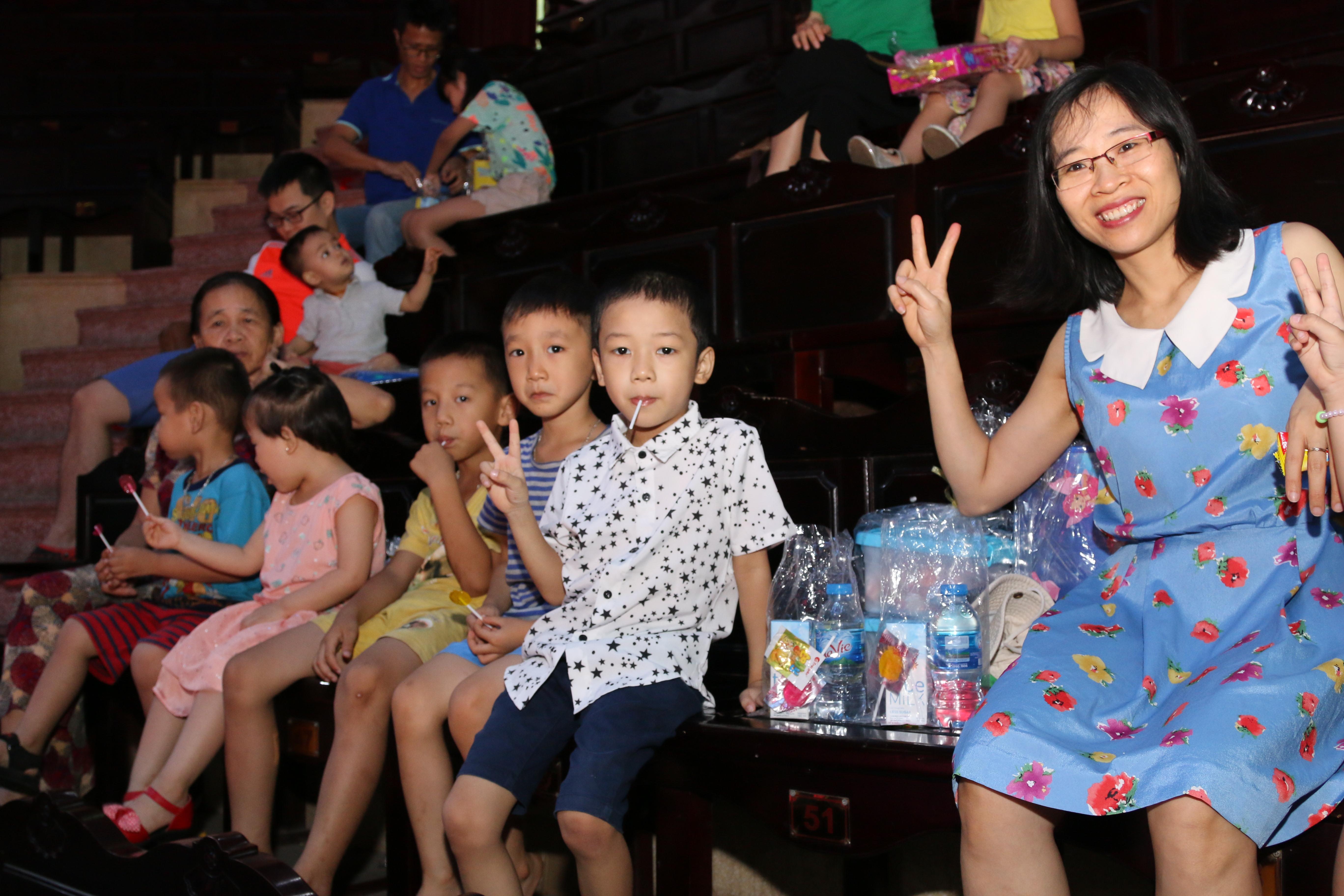 Theo BTC, hoạt động diễn ra dịp Quốc tế Thiếu nhi năm nay giúp các bé giải trí, thư giãn sau một năm học căng thẳng, kích thích trí tưởng tượng, sáng tạo của các bé và vun đắp tình yêu của các bé với thế giới xung quanh.