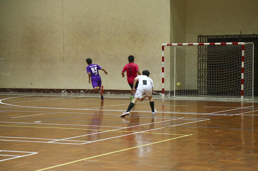Phút 28, trong một tình huống phản công, chân sút Trần Văn Anh Vũ hoàn tất cú đúp đưa Liên quân vượt lên dẫn 3-0. Lúc này muốn giành vé đi tiếp PayTV phải ghi được 4 bàn thắng.
