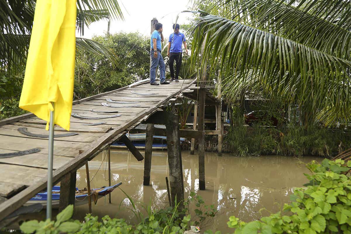 Dưới sự kêu gọi và giúp sức từ Quỹ Hy vọng, cầu Mương Gỗ 1 đã được ngân hàng TMCP Bắc Á chi nhánh Cần Thơ và Quỹ Tầm vóc Việt hỗ trợ xây mới bê tông cốt thép trong thời gian tới với số tiền 250 triệu đồng.