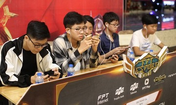 FPT Telecom Phú Yên tạo sân chơi cho cộng đồng game