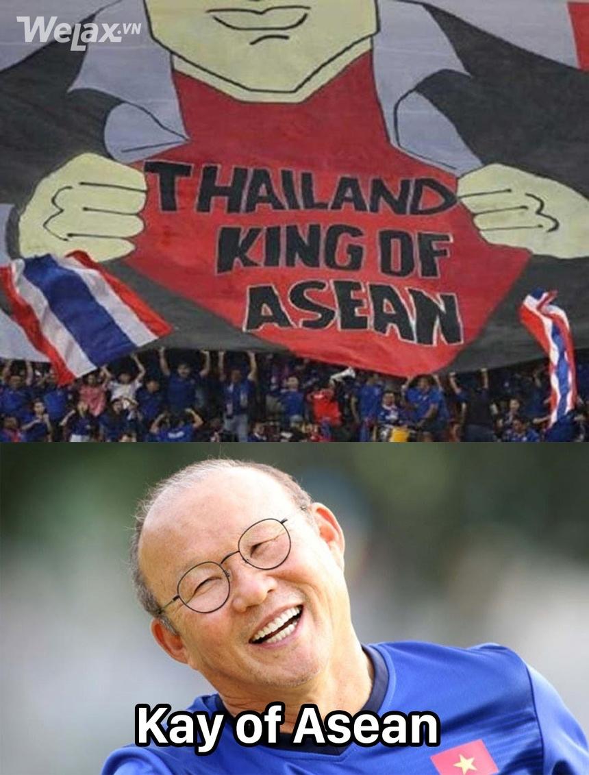 Thầy Park một lần nữa khiến người Thái cay cú...