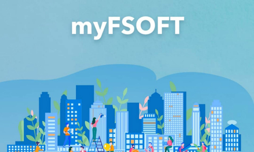 FPT Software thử nghiệm ứng dụng 'myFSOFT'