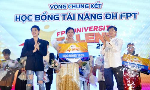 Nữ sinh Hà Nội là Quán quân FPT University Talent 2019