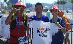 Người F 'mài giày' giữa nắng Quy Nhơn săn huy chương VnExpress Marathon