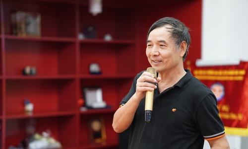 Anh Lê Trường Tùng làm Chủ nhiệm CLB các trường ĐH - CĐ toàn quốc