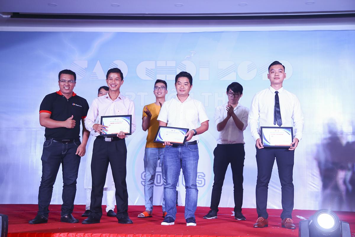 Kết quả, Cao đẳng FPT Polytechnic đạt giải Triển vọng, giải Sáng tạo thuộc về FPT IS và giải Giọng hát hay nhất được trao cho FPT Retail.