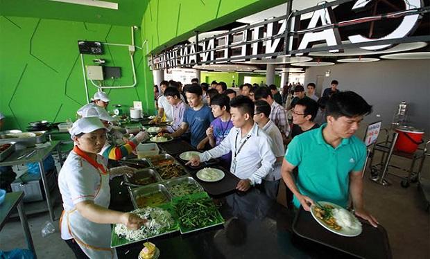 Trước đó thanh toán bằng Utop được triển khai tại Hà Nội và Đà Nẵng. Ảnh: Việt Nguyễn.
