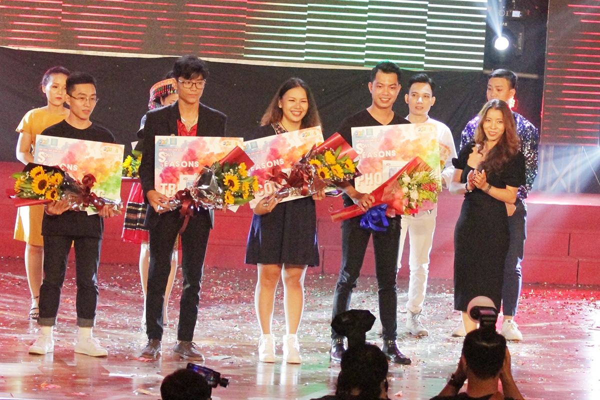 Chung cuộc, hạng mục giải Cống hiến, Triển vọng, Tài năng và Phong cách lần lượt thuộc về FPT Edu 2, FPT Edu 1, FPT DPS và FPT Retail. Trung Tín (ĐH Greenwich (Việt Nam)) và Quỳnh Ngân (FPT Software) giành giải Nam và Nữ thí sinh xuất sắc của sân chơi.