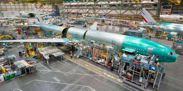 Khách hàng của dự án lần này là công ty con của thương hiệu máy bay lớn nhất thể giới Boeing.