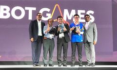 Nhân viên FPT Japan giành giải Á quân cuộc thi Robotic Nhật Bản