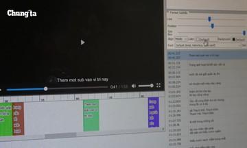 iKhiến: Công cụ chỉnh sửa phụ đề, chú thích video theo thời gian thực