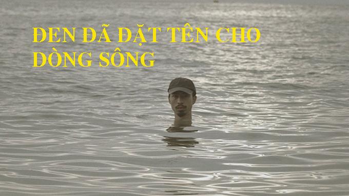Khoảnh khắc nam rapper ngâm mình giữa dòng sông trong MV trở thành tâm điểm, được chế ảnh rần rần.