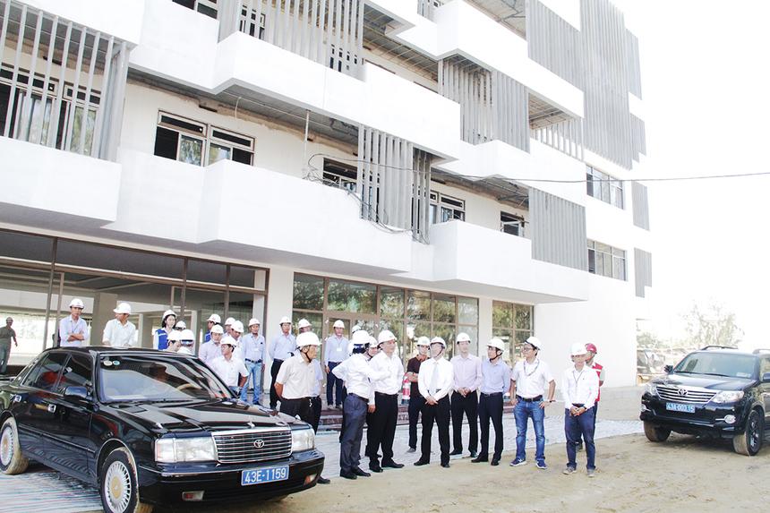 Campus ĐH FPT cơ sở Đà Nẵng được xây dựng trên lô đất 5,1 ha tại Khu đô thị FPT, quận Ngũ Hành Sơn. Tòa nhà Beta cơ bản đã hoàn thiện và trong quá trình bàn giao để đưa vào sử dụng.