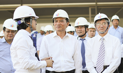 'FPT là minh chứng cho định hướng phát triển của Đà Nẵng'