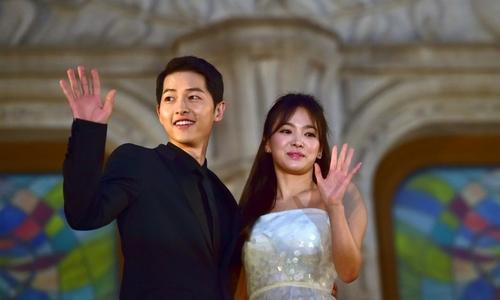 Cười ra nước mắt ảnh chế vụ Song Joong Ki - Song Hye Kyo ly hôn