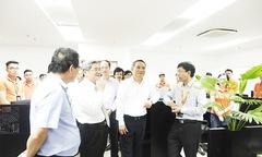 Lãnh đạo Đà Nẵng ưu tiên hoàn thiện Khu đô thị Công nghệ FPT