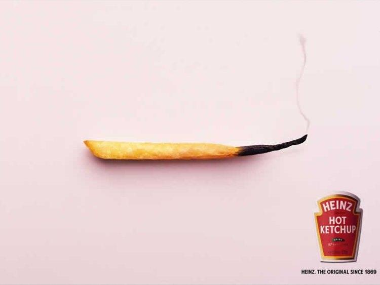 Không cần nói gì thêm về loại tương cà của Heinz.
