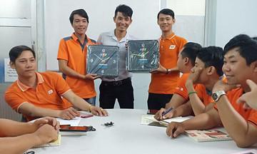 FPT Telecom Phú Yên lập 'đồn trú' để khai thác khách hàng
