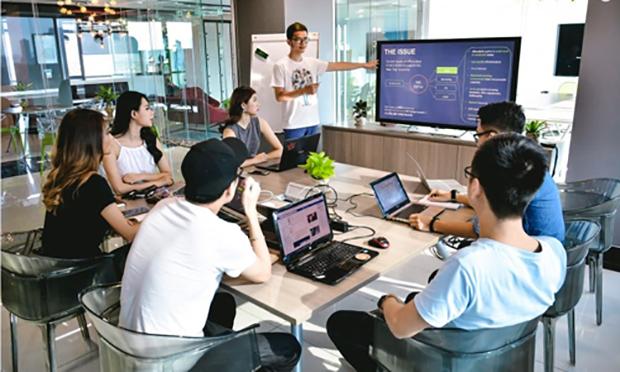 Cộng đồng Startup Việt tăng trưởng mạnh trong những năm gần đây. Ảnh minh họa