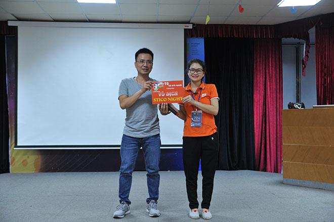Với sự sáng tạ, sự chuẩn bị chỉn chu, Mộc là đội nhận được giải Vô địch STCo.