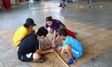 FPT Small rèn luyện tinh thần đoàn kết với trại hè GPA