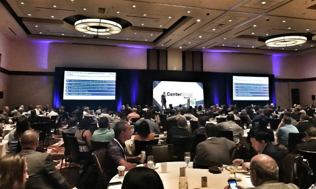 Sự kiện gồm hơn 350 đại diện doanh nghiệp công nghệ Bắc Mỹ tổ chức tại Las Vegas (Mỹ). Ảnh: ĐVCC
