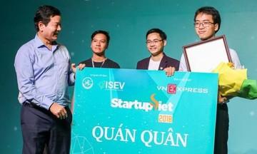 Hơn 400 hồ sơ đăng ký dự thi Start-up Việt 2019