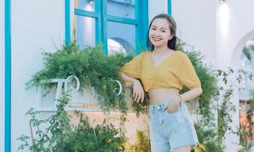 Vẻ đẹp năng động của Miss Poly Đà Nẵng