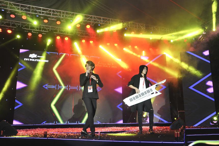 Ngày 25/7, đại nhạc hội Happy Bee 9 và đêm chung kết Miss Poly 2019 đã được tổ chức tại tại Cao đẳng FPT Polytechnic Hà Nội với sự góp mặt của khoảng 3.000 khán giả. Đây là sự kiện chào đón tân sinh viên và cũng là sân chơi dành cho các bạn trẻ Hà Nội trong tháng 7 này. Tại đêm nhạc, các ngôi sao đang làm mưa làm gió làng nhạc Việt gồm bộ đôi Jack & K-ICM, Bích Phương, Justa Tee đã xuất hiện và mang đến những bản hit đình đám gửi tặng khán giả.