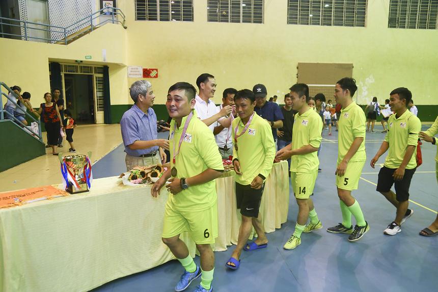Nhà vô địch năm 2018 - PNC giành hạng Ba sau khi thất bại cay đắng ở trận Bán kết trước FPT IS. Phương Nam tiếp tục cho thấy mình là đội bóng chất lượng và ứng viên cho ngôi vô địch.