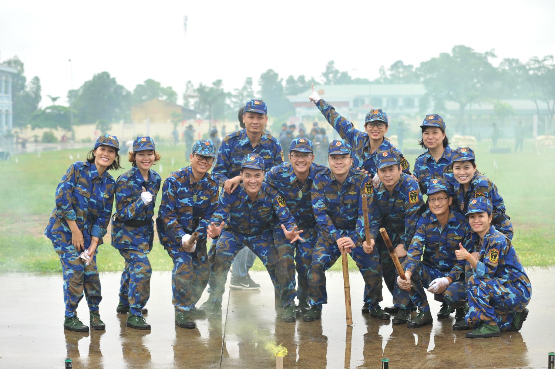 Kết thúc có đội thắng thua, nhưng theo anh Trương Gia Bình, quan trọng hơn cả là các chiến sĩ nhà F đã học được tinh thần quyết chiến quyết thắng của quân đội nhân dân Việt Nam.