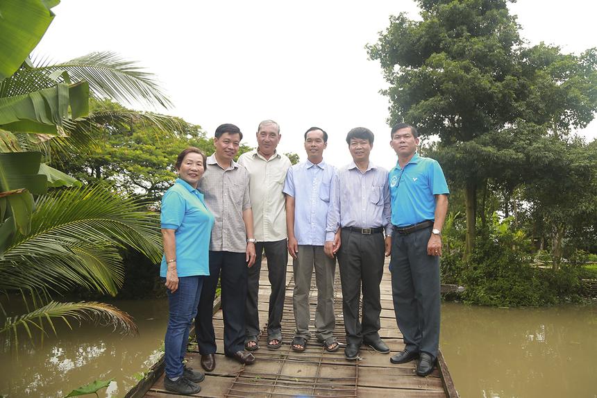 Chị Trương Thanh Thanh cũng hy vọng sự chung tay của, Bộ Khoa học và Công nghệ, Trung tâm Kỹ thuật 3 trong việc xây dựng cầu Kênh Đào sẽ là phát súng đầu tiên cho quá trình đồng hành của hai bên nhằm mục đích xóa cầu tạm, nâng bước em đến trường mà Quỹ Hy vọng đang theo đuổi.