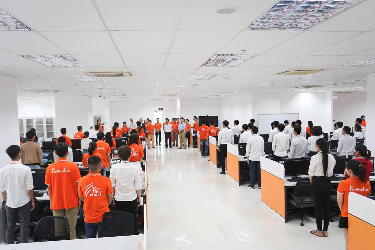 Ngày 8/8, FPT Software Quy Nhơn tổ chức tiệc sinh nhật một năm thành lập tại văn phòng tầng 7, An Phú Thịnh Plaza, 52A Tăng Bạt Hổ, phường Lê Lợi.Trước đó, nằm trong hoạt động kỷ niệm thành lập chi nhánh, gần 200 CBNV Phần mềm FPT tại Quy Nhơn cũng đã tham gia hội thao tại bãi biển khu du lịch Ghềnh Ráng.