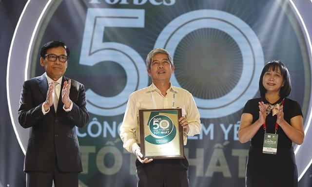 Forbes: 'FPT là thương hiệu Công nghệ giá trị nhất Việt Nam'