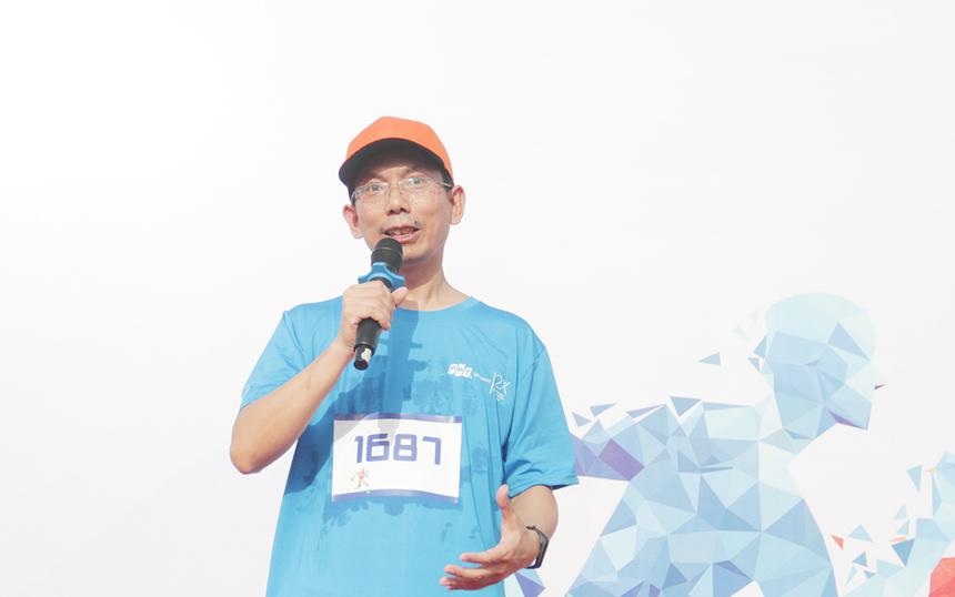 Chủ tịch FPT Software Đà Nẵng Nguyễn Tuấn Phương hy vọng giải chạy sẽ tạo nên một nét văn hóa đặc trưng của người nhà F tại miền Trung, đặc biệt nâng cao tinh thần thể thao và rèn luyện sức khỏe.