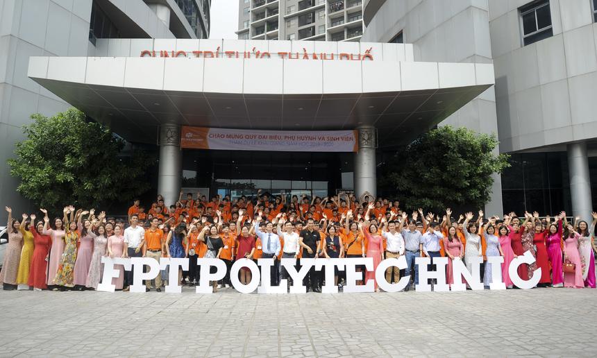 Năm học 2019-2020, FPT Polytechnic dự kiến đón khoảng 10.000 tân sinh viên tại 7 cơ sở trên cả nước, trong đó có cả các sinh viên Hệ 9+.