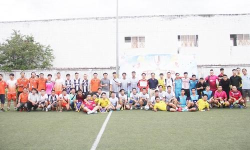 Khai mạc Cup 13/9 miền Trung